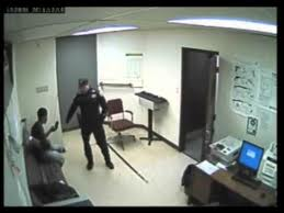 Police station DUI video