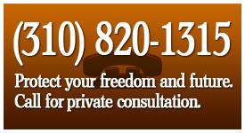 (310) 820-1315 Private Consultation